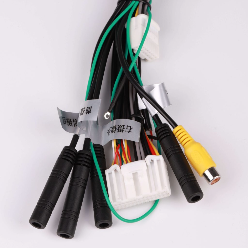 Automotive Wire Harness Automotive Wire Connectors Yqf Medical Cable In 2020 Wire Connectors High End Cars Automotive