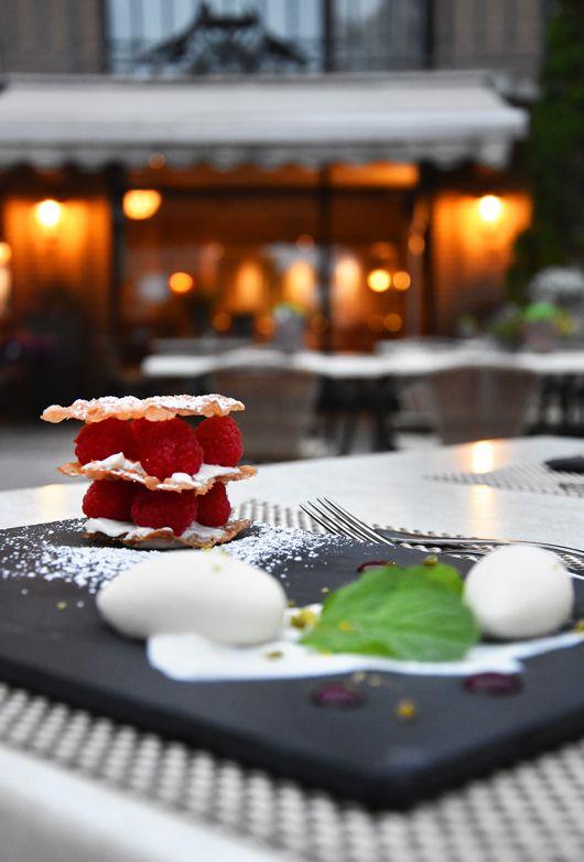Dessertvariationen Im Van Der Valk Hotel Berlin Rezepte Blog Und Tipps