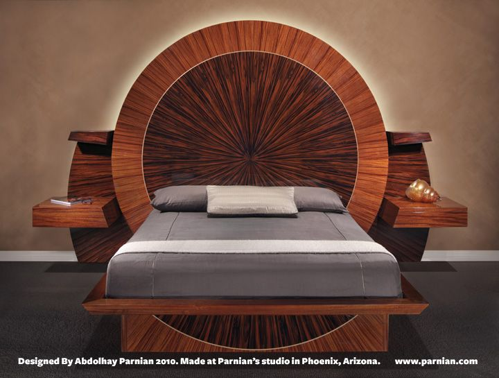 World S Most Expensive Bed Custom Bed By Parnian Parnian