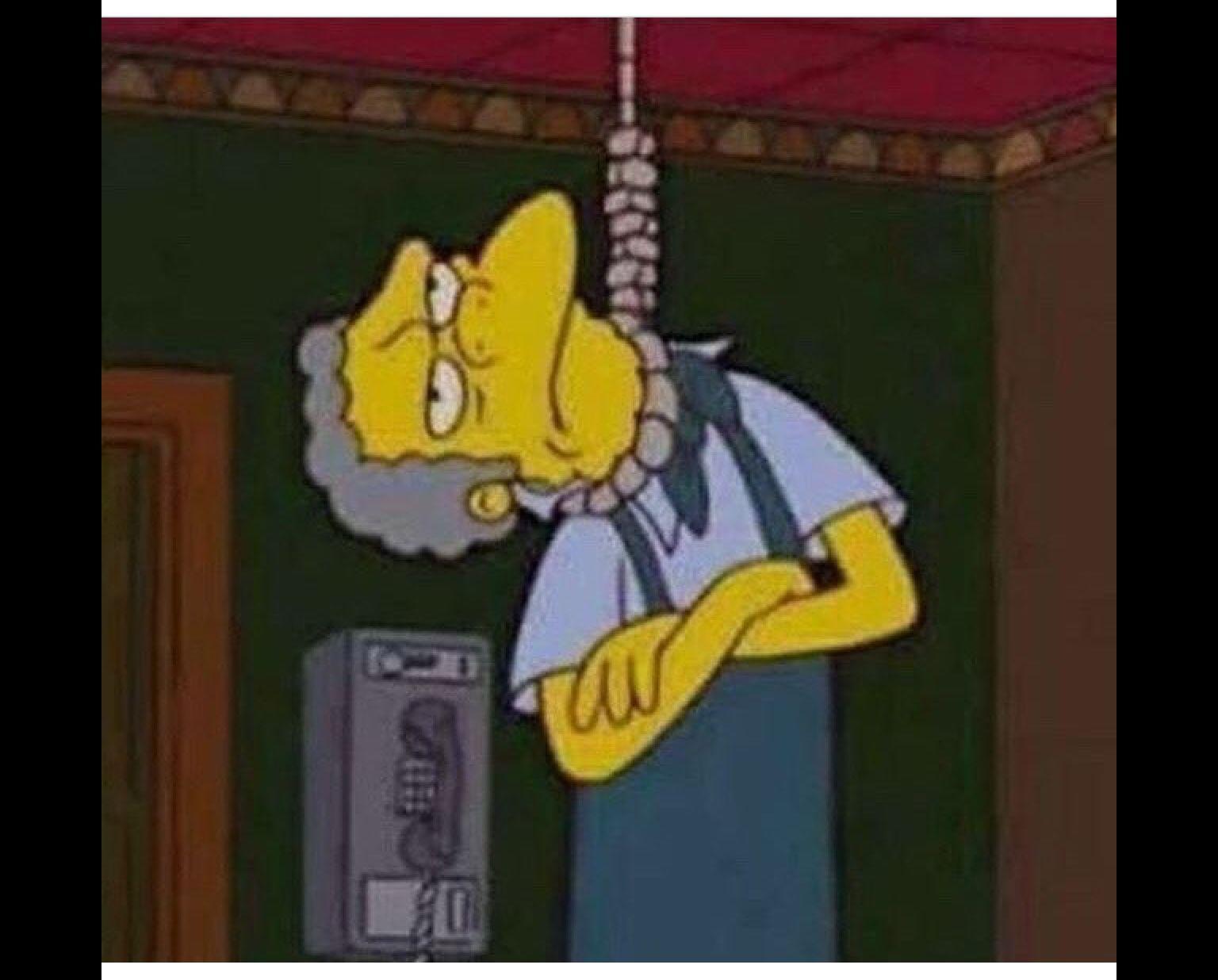 Lisa Simpson Private Account Meme