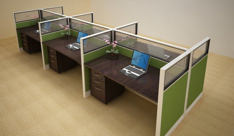Office furniture workstation desk buy office furniture Computer office interior design