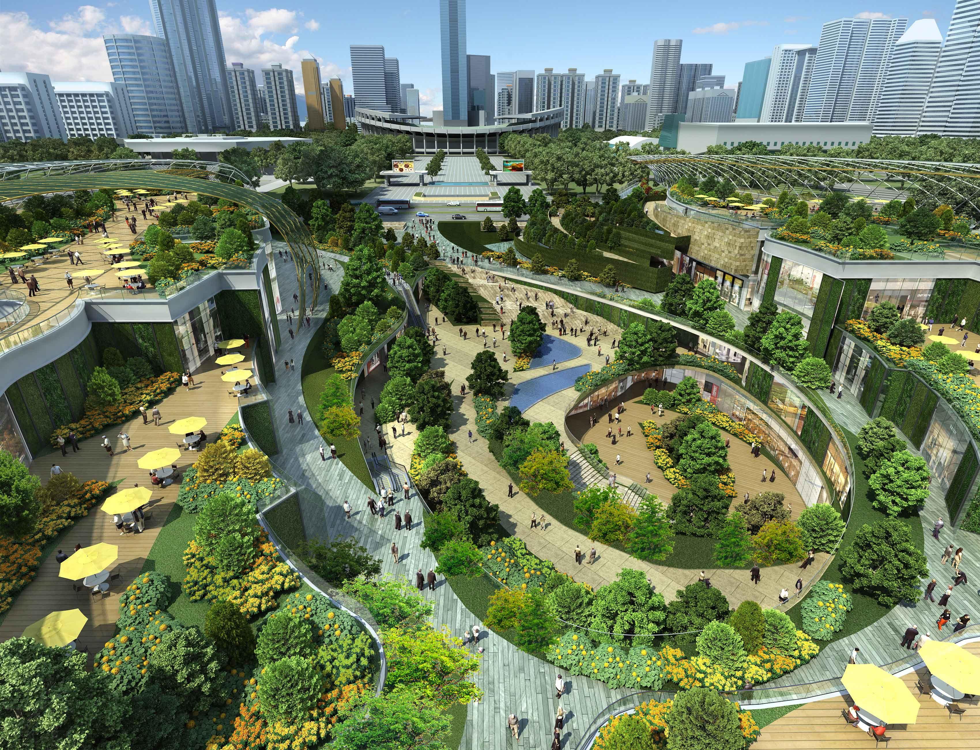 Landscape Architecture Pictures parc central | benoy | landscape | pinterest | landscaping