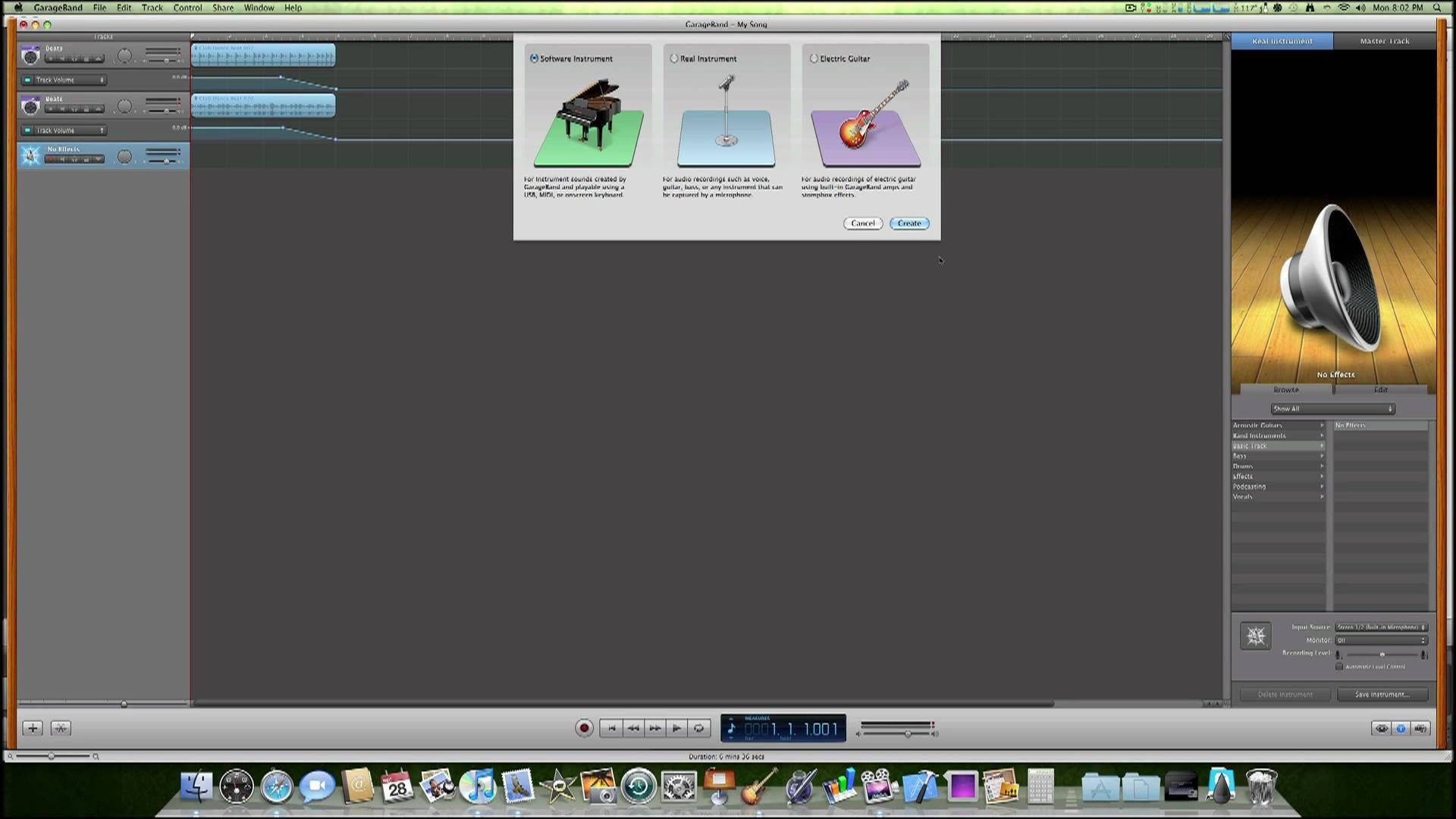 This is how to use Garage Band... Garage band