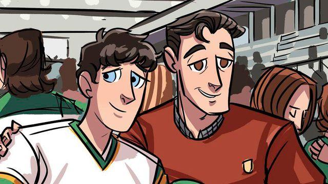Jack And Bobby Gay Character