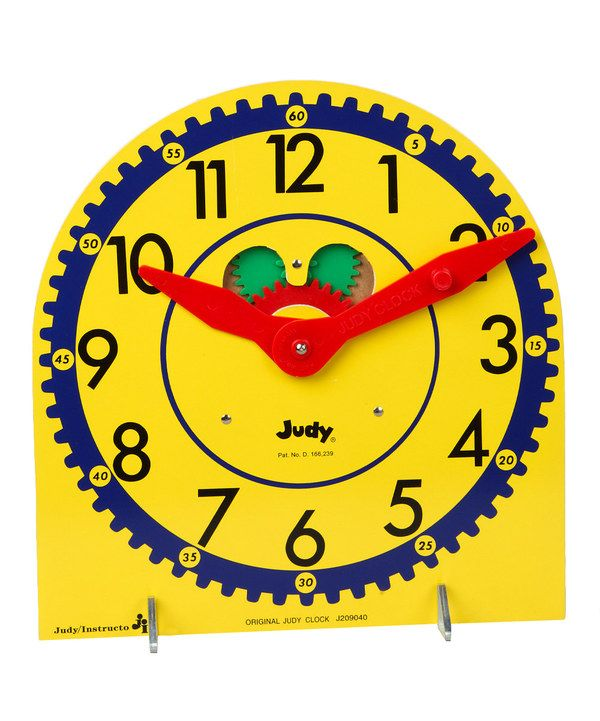 Look at this Original Judy Clock on #zulily today!