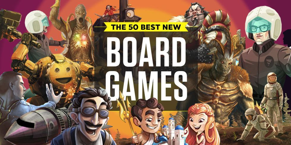 6bc805b07e3 50 Best Board Games of 2018 - Best New Adult Board Games