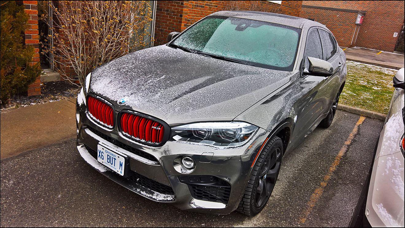 Bmw X6m Black Chrome Bmw Car Wrap Bmw Car