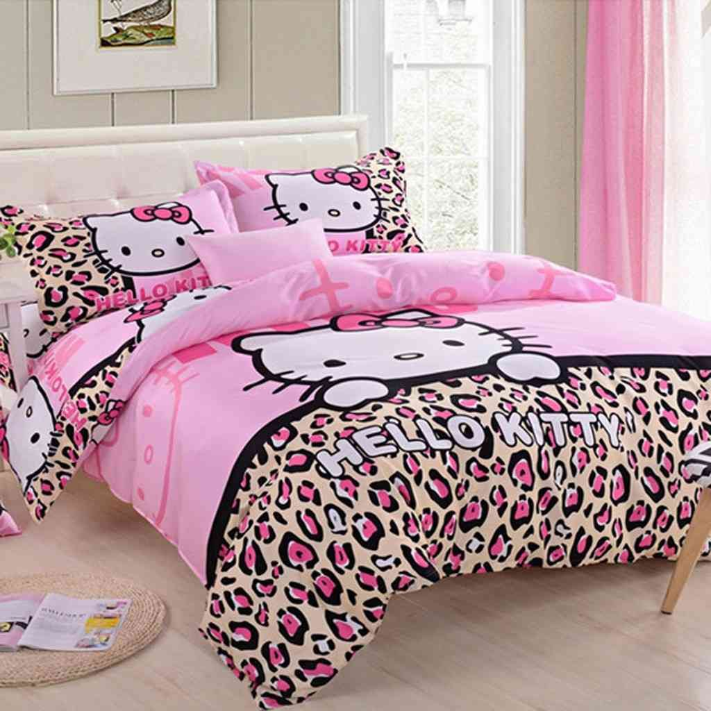 Bedroom Designs Hello Kitty adorable hello kitty bedroom decor inspiring ideas | hello kitty