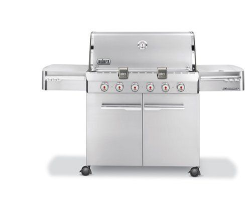 One Of The Most Functional And Heavy Duty Natural Gas Grills You Can Find In The Market Weber Summit Gas Grill Propane Gas Grill Natural Gas Grill