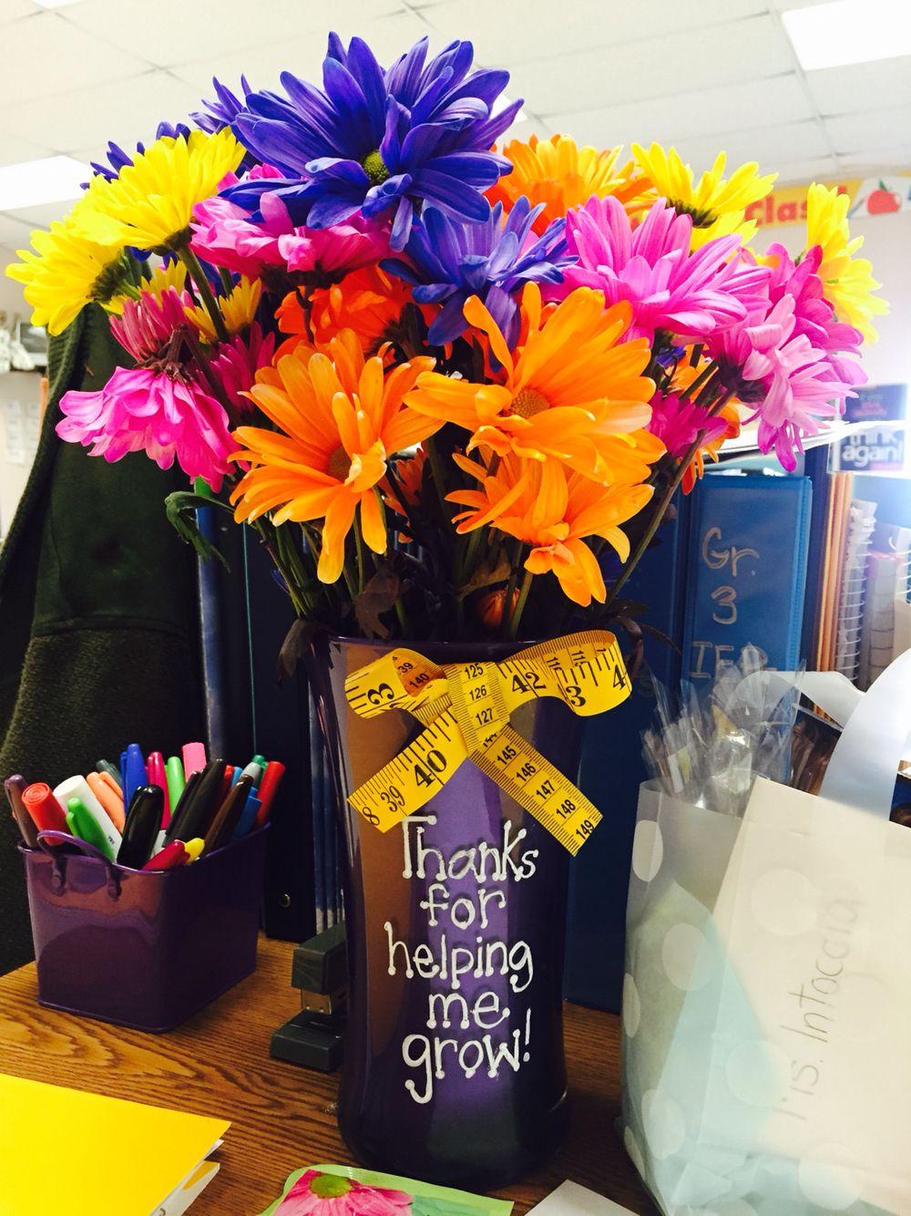 Gift for cooperating teacher your childs teacher