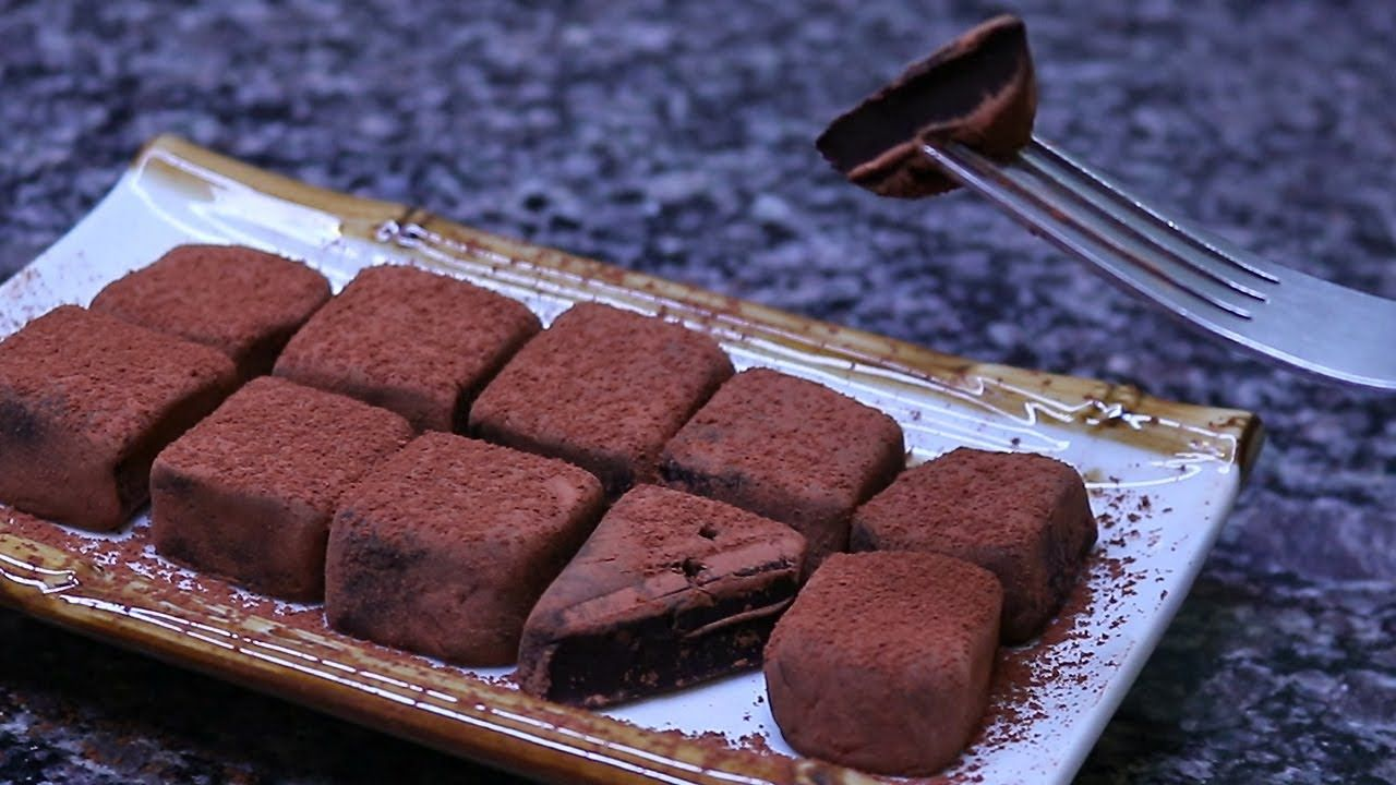 Condensed Milk Chocolate Truffles - Lockdown Only 2 ...