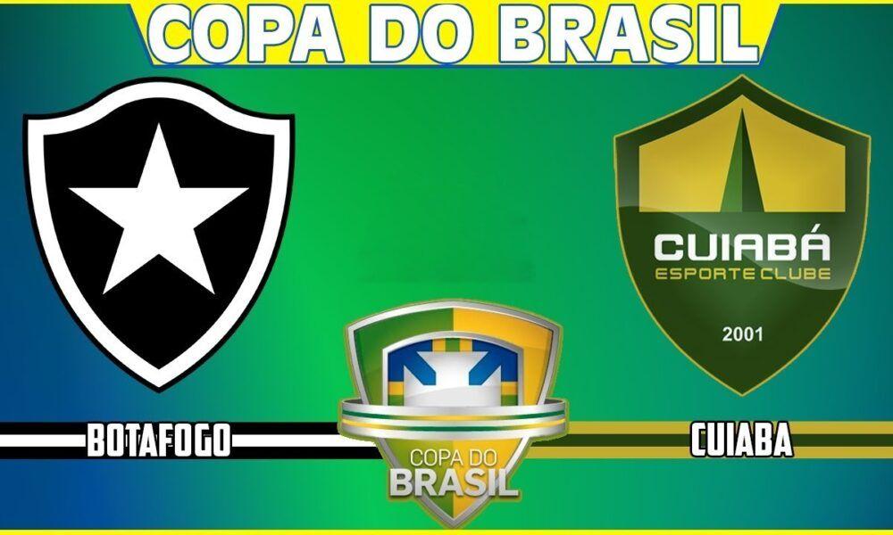 Assistir Botafogo X Cuiaba Ao Vivo Na Tv E Online Sportv E Premiere Em 2020 Botafogo Sportv E Online