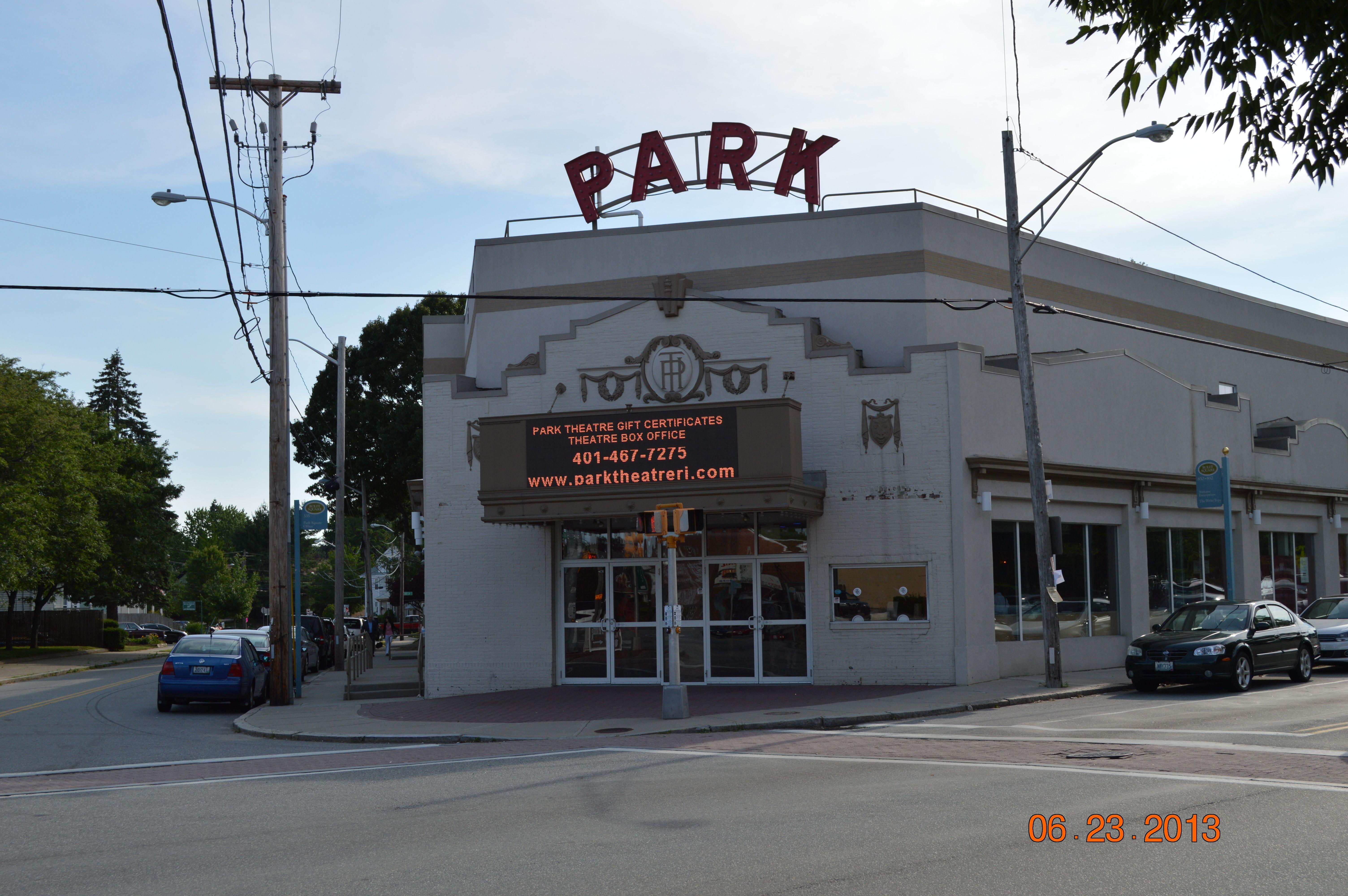 Park avenue cinema rhode island park avenue broadway shows