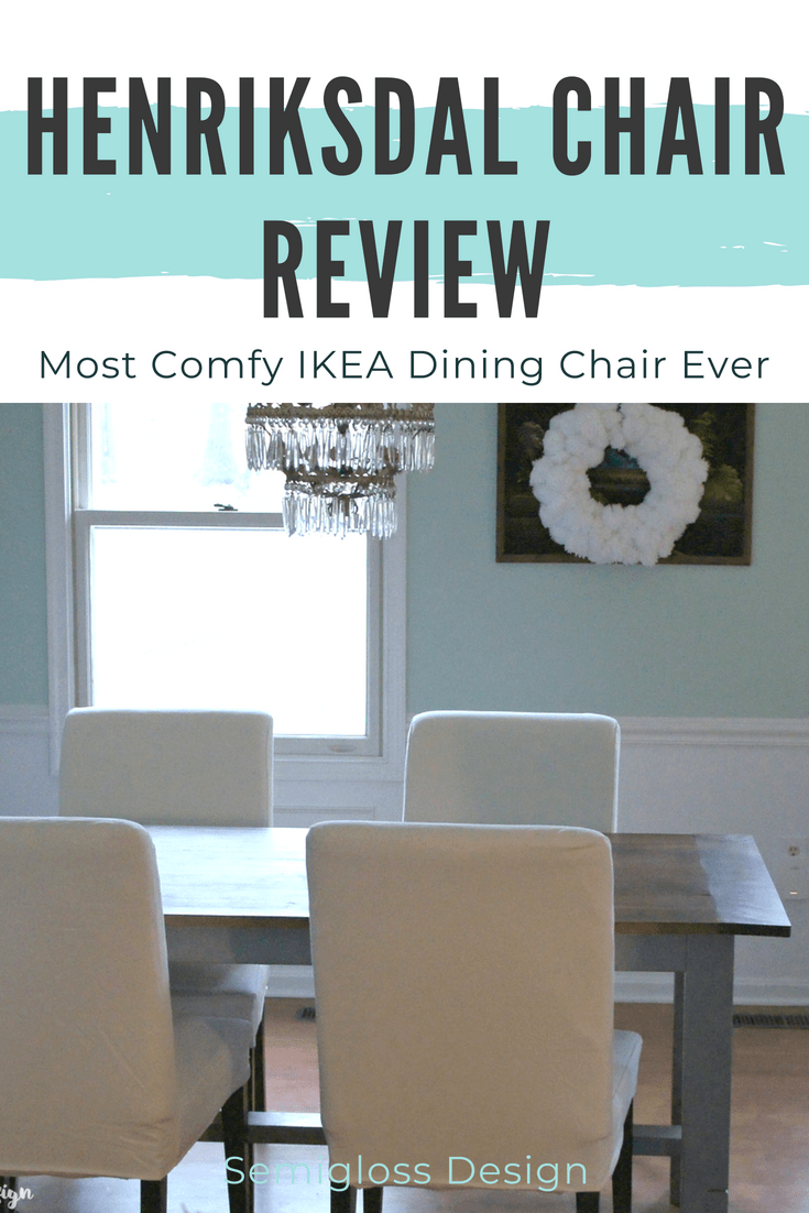 Henriksdal Chair Review Most Comfortable Ikea Dining Chair Ever In 2020 Ikea Dining Ikea Dining Chair Dining Chairs
