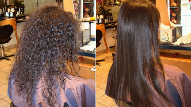 The Pros And Cons Of Keratin Treatments Naturallycurly To