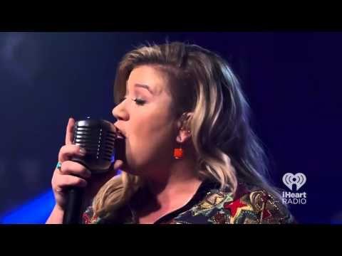 Kelly Clarkson Since U Been Gone Iheartradio Album Release Party 2015 Kelly Clarkson Album Releases Clarkson