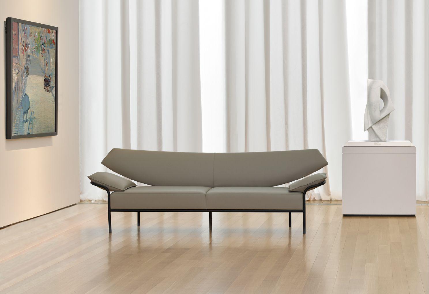 Ibis Sofa Terry Crews For Bernhardt Design