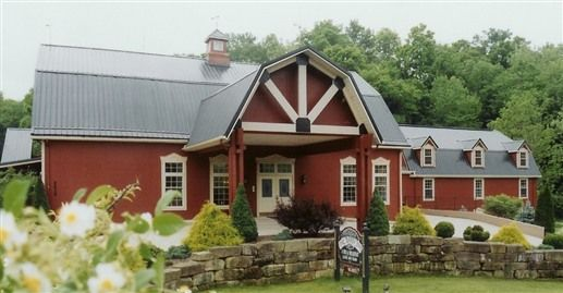 The Barn Inn Bed & Breakfast Millersburg, Ohio   Bed and ...