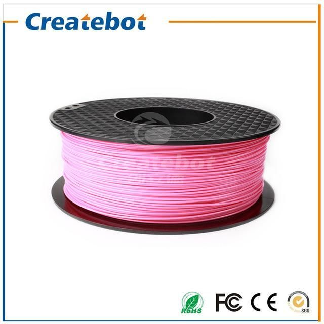 New Full Roll Pink  3d Filament 3mm Abs
