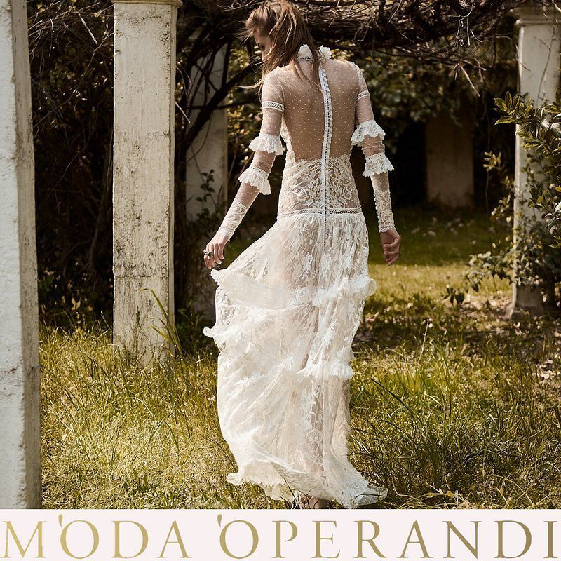 Costarellos Bride exclusively at  modaoperandi  trunkshow. Preorder now   spring2018 Bridal Collection. 9bb75808176