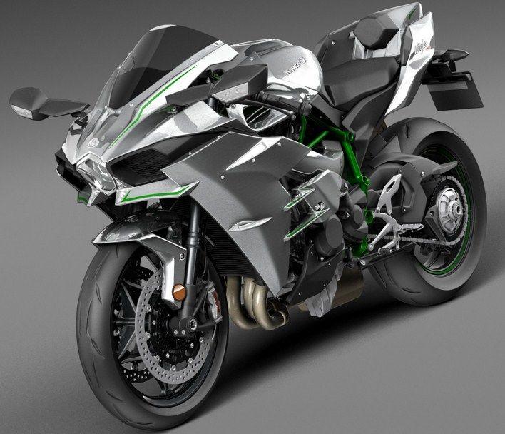 Gambar Modifikasi Kawasaki Ninja H2r 1 Kawasaki Ninja Gambar