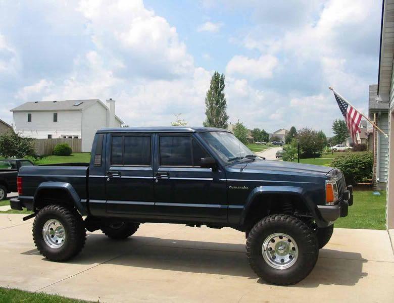 Quad Cab Comanche Comanche Jeep Jeep Cherokee Jeep Truck