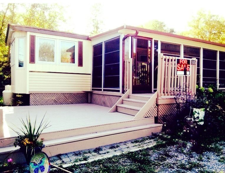 FURNISHED MOBILE FOR SALE IN GREELY, ONTARIO ALL NEW