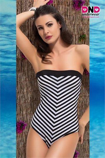 Nbb 50408 Bayan Straplez Mayo Mayolar Bikini Modelleri Bikini