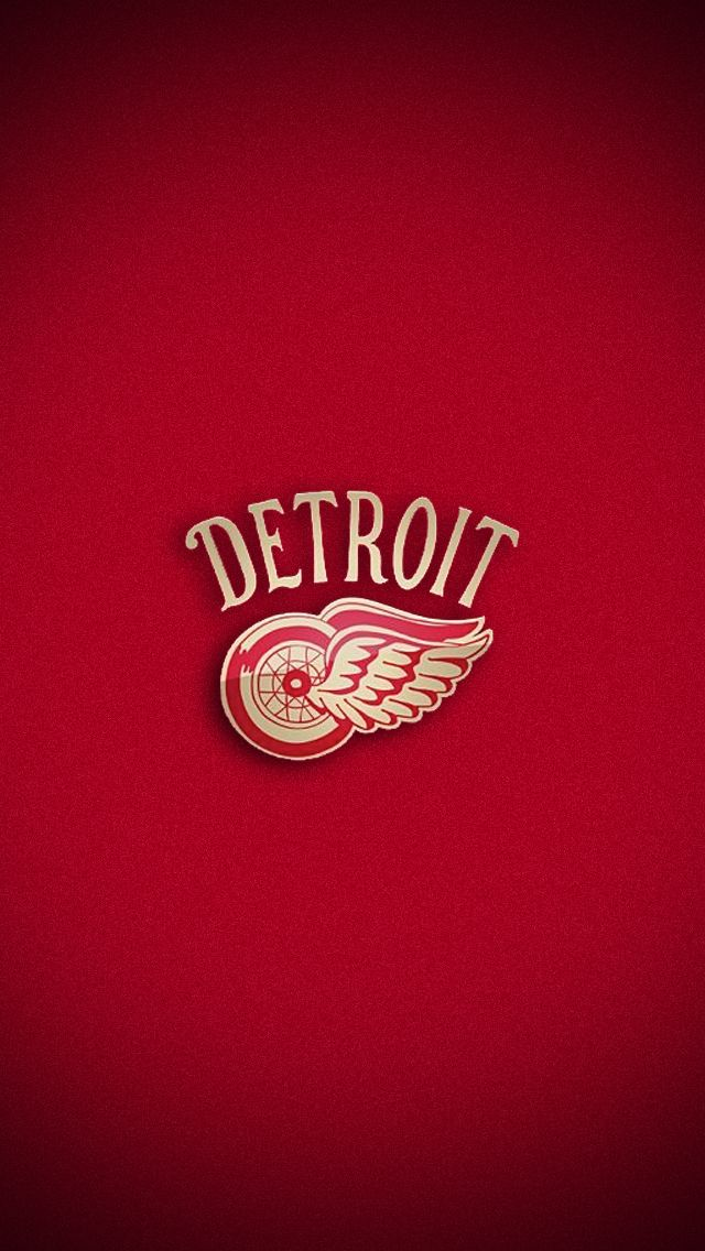 Iphone 5 Sports Wallpaper Detroit Red Wings Sports Wallpapers Wings Wallpaper