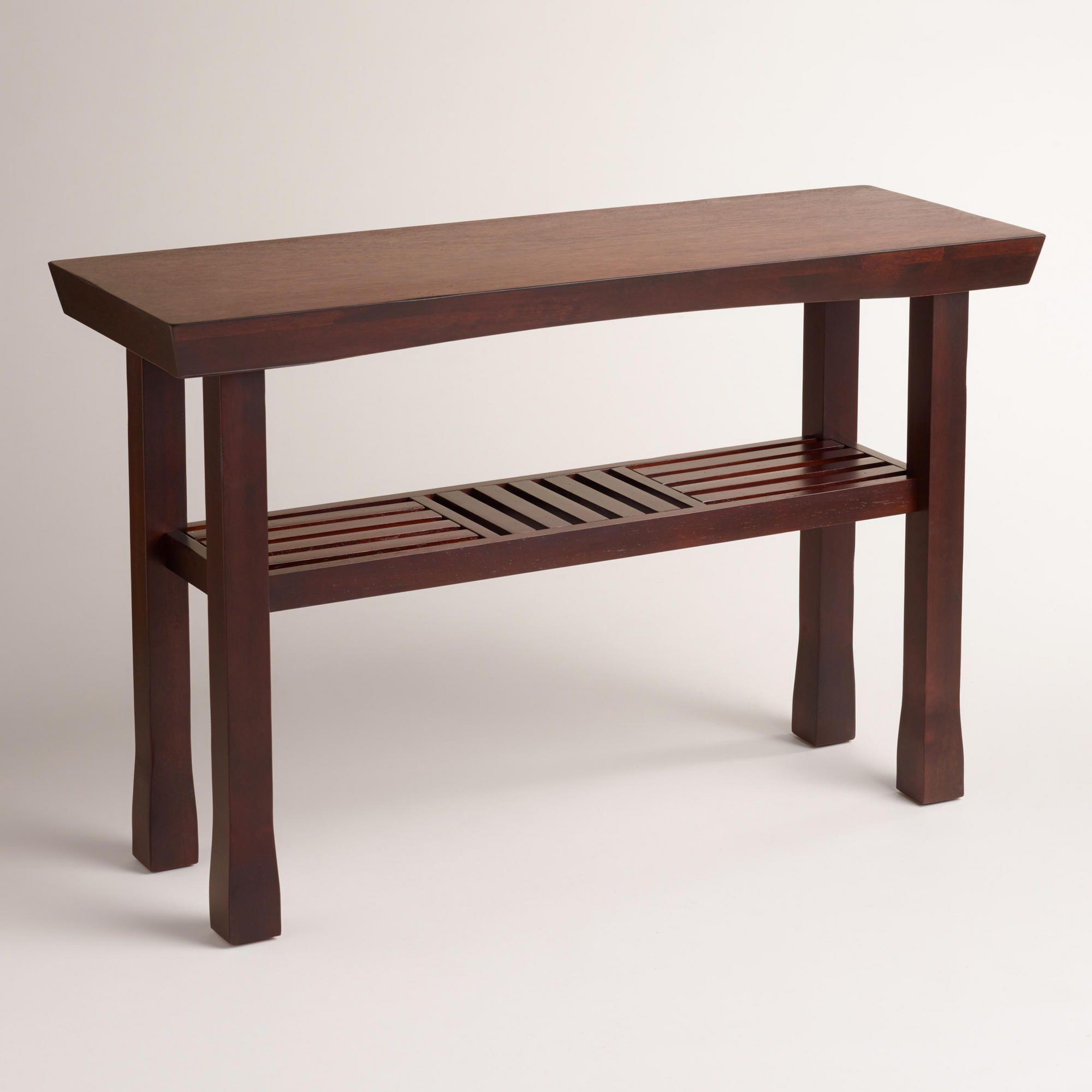 Hako Console Table World Market New Shrine Table With Images