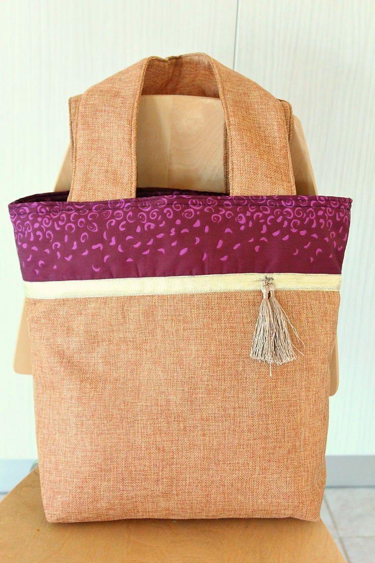 Color block tote bag pattern tote bag patterns color blocking color block tote bag pattern jeuxipadfo Choice Image