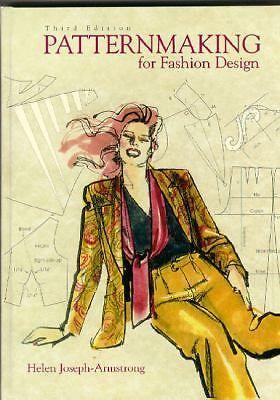 Patternmaking For Fashion Design 3rd Edition Ebay Modnyj