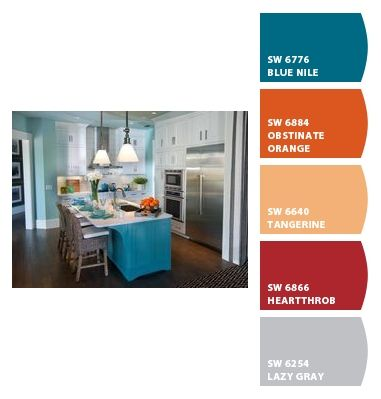 Paint colors from Chip It! by Sherwin-Williams | Cottage Kitchen ...