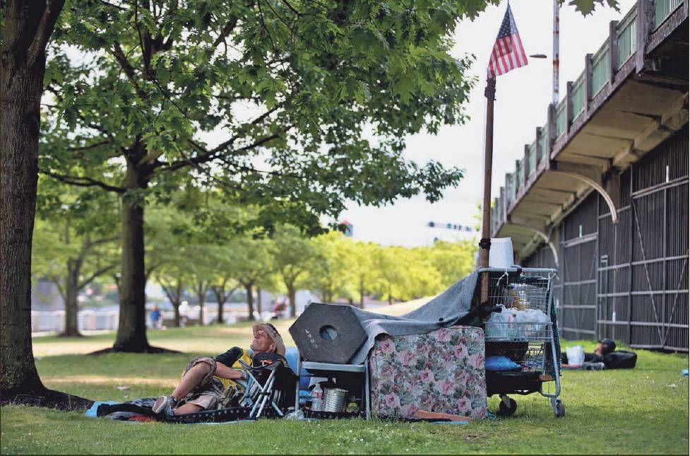Right 2 Dream Too Embracing tent cities In the U.S. tent cities u2014 semipermanent & Right 2 Dream Too Embracing tent cities: In the U.S. tent cities ...