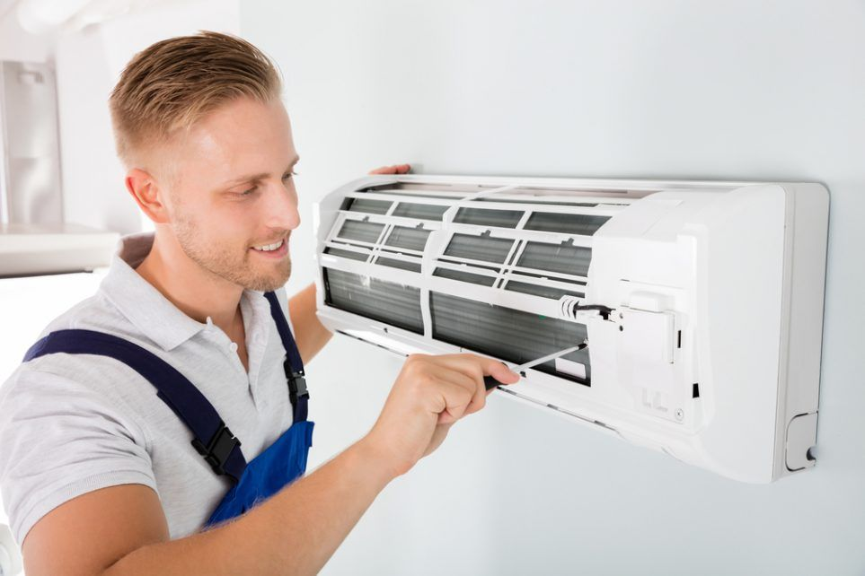 A C Air Conditioning Repair In The Woodlands Houston Tomball