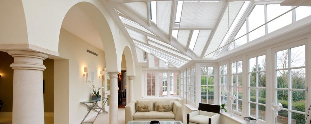 Choosing the right #blinds for your #conservatory - we share our top #tips | Oceanair
