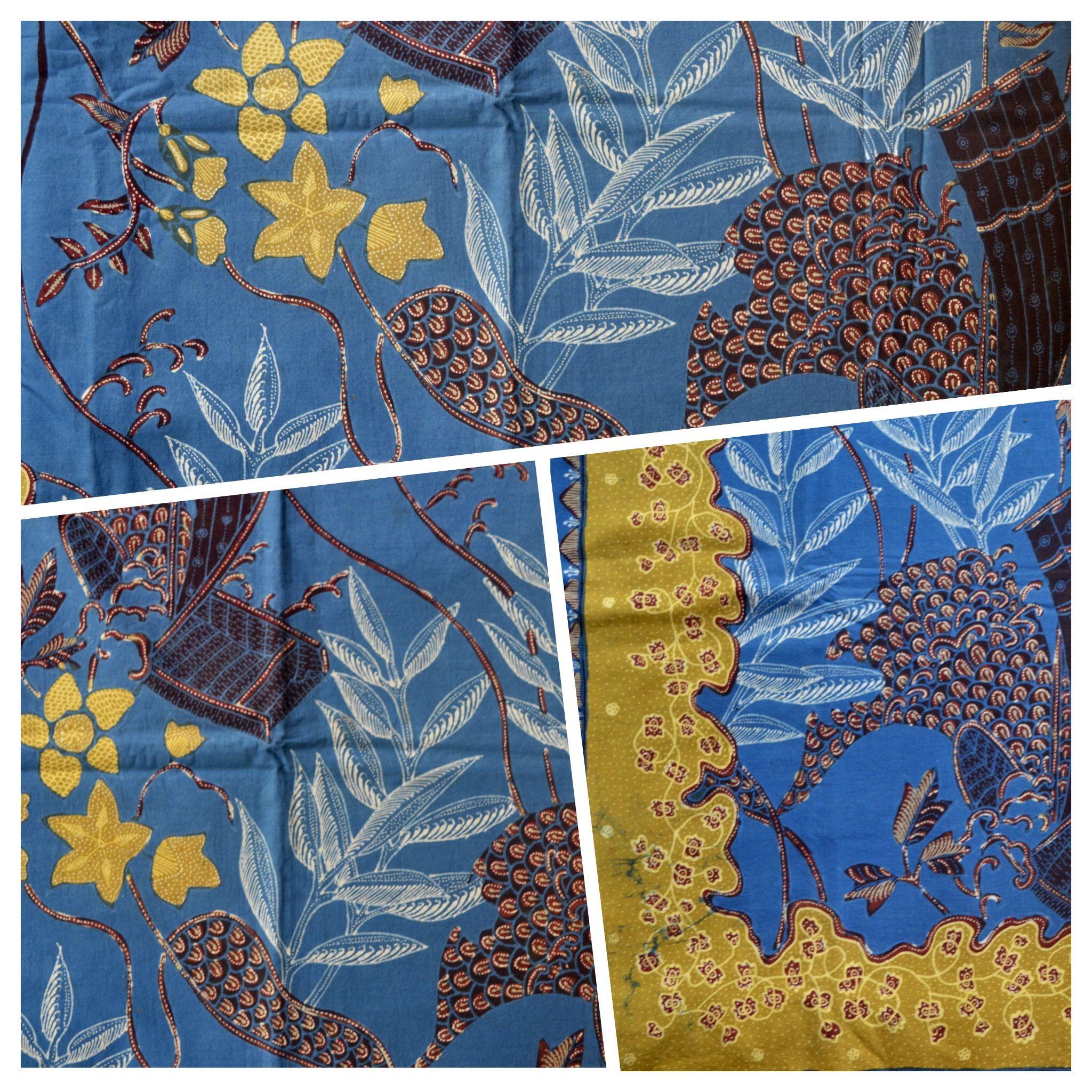 Hand-drawn #batik #indonesia