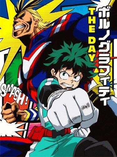 Tv Anime Boku No Hero Academia Opening Theme Single -5473