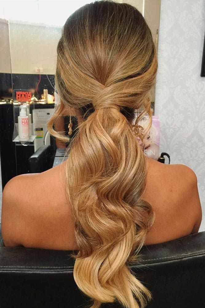18 Ways How To Upgrade Your Ponytail Hairstyles And Look Better Than