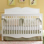 Graco Victoria 4 in 1 Convertible Crib in White
