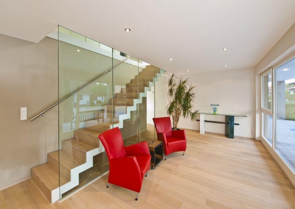 Haus bauen ideen innen  Barrierefrei Wohnen - 22 schicke Ideen von Bau-Fritz für ein ...