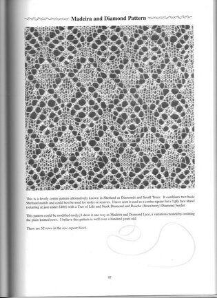 Photo of Erbstück stricken Sharon Miller шетландские ажурные узоры …