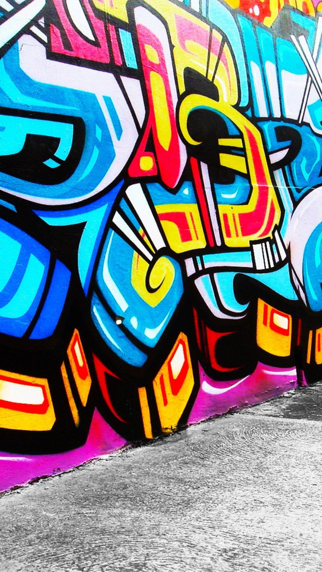 Graffiti iPhone 7 Plus Wallpaper Best HD Wallpapers