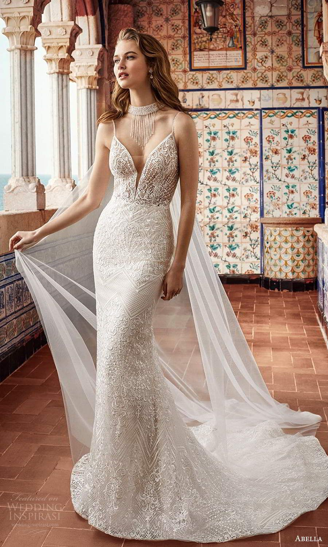 Abella Capsule Wedding Dress Collection From Allure Bridals Wedding Inspirasi Wedding Dresses Wedding Dress Store Allure Bridal [ 1500 x 900 Pixel ]
