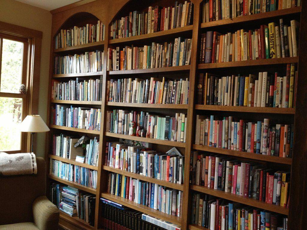 R Bookshelf Home Library Bookshelves Library