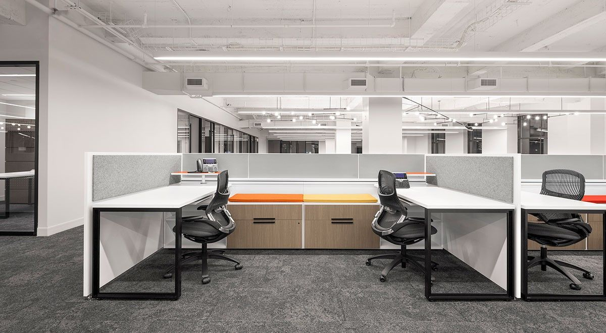 Sony Corporation Of America   Portfolio. Open OfficePanel WallsOffice ...