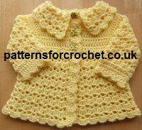 a8aade1a62c1 Free baby crochet pattern e-book