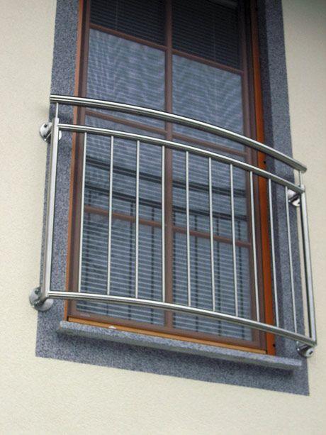 Barandas De Aluminio Para Balcones Buscar Con Google Barandas En - Balcones-aluminio