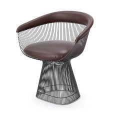 Platner Armchair - Leather