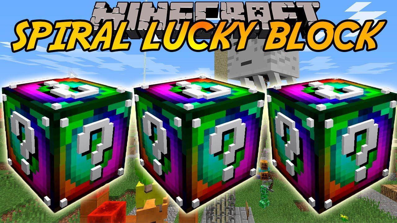 download mod lucky block minecraft 1.12.2